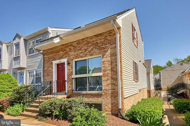 104-B N Bedford Street, ARLINGTON, VA 22201 (#VAAR180232) :: The Riffle Group of Keller Williams Select Realtors
