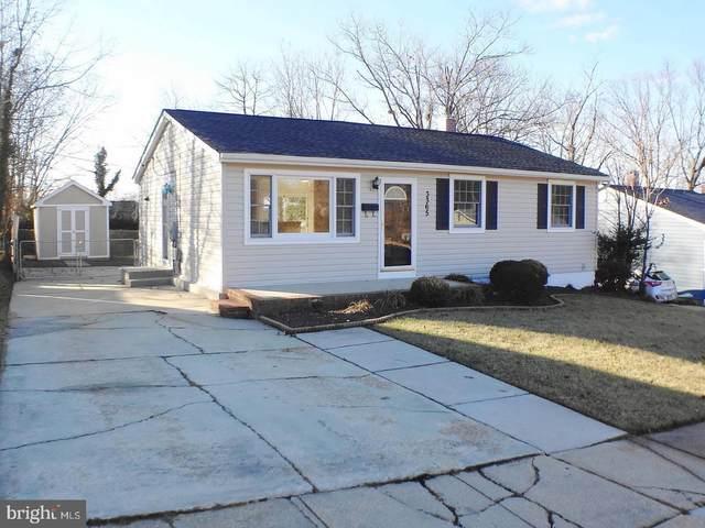 3365 Wye Mills S, LAUREL, MD 20724 (#MDAA466058) :: Integrity Home Team