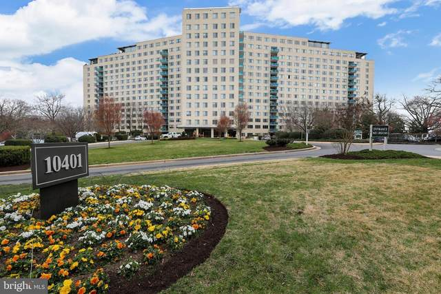 10401 Grosvenor Place #1204, ROCKVILLE, MD 20852 (#MDMC754802) :: Certificate Homes