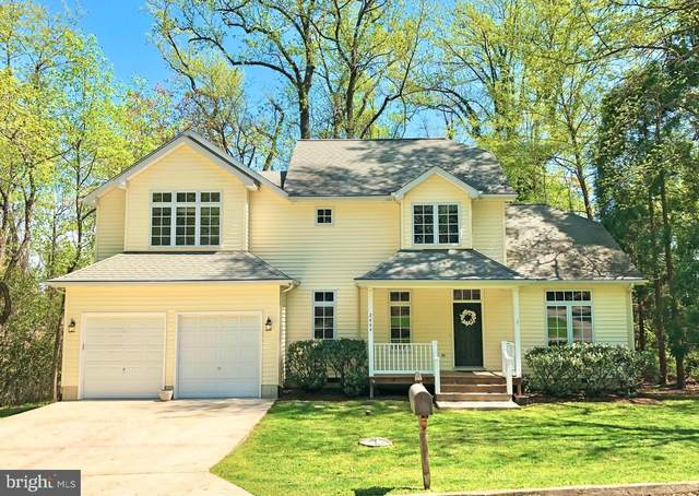 2664 Claibourne Road, ANNAPOLIS, MD 21403 (#MDAA466060) :: Keller Williams Flagship of Maryland