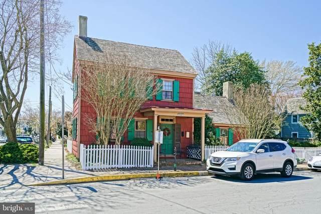 202 W 3RD Street, LEWES, DE 19958 (#DESU181656) :: Certificate Homes