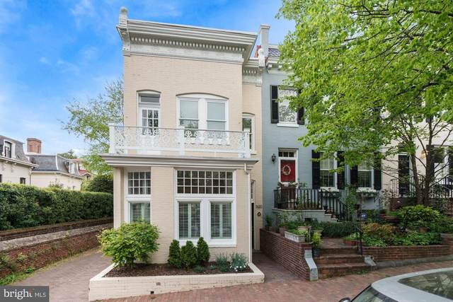 1620 30TH Street NW, WASHINGTON, DC 20007 (#DCDC518580) :: ExecuHome Realty
