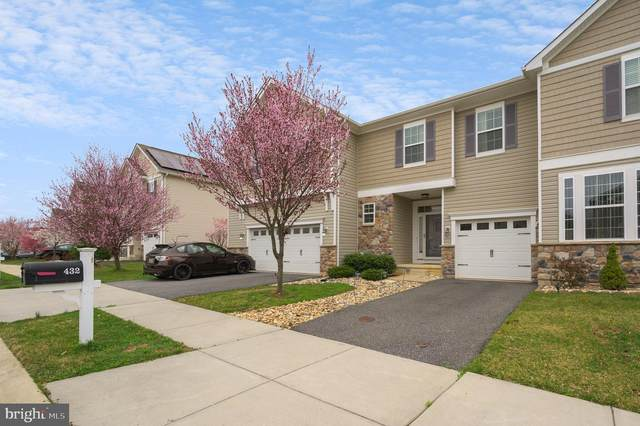 432 Afton Drive, MIDDLETOWN, DE 19709 (#DENC525126) :: ExecuHome Realty