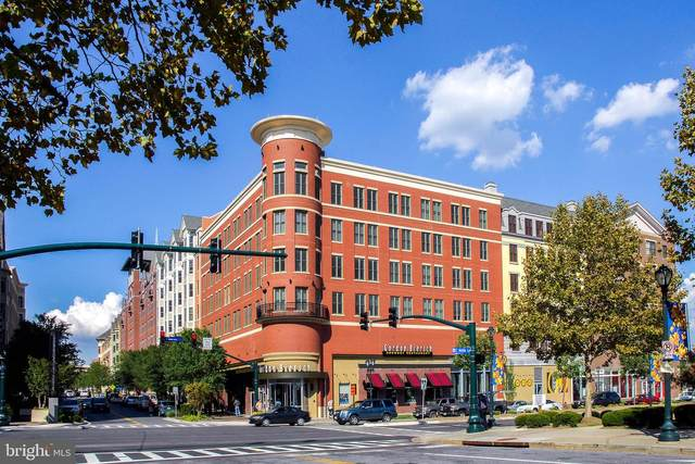 38 Maryland Avenue #327, ROCKVILLE, MD 20850 (#MDMC754810) :: Corner House Realty