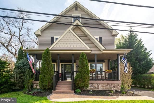 131 N Hawthorne Avenue, LANGHORNE, PA 19047 (#PABU525602) :: The Mike Coleman Team