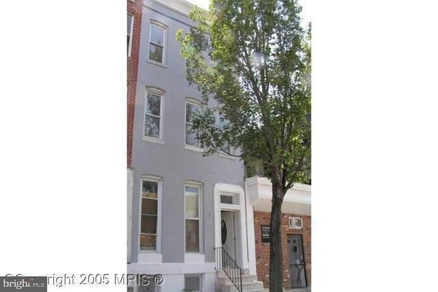 423 Laurens Street, BALTIMORE, MD 21217 (#MDBA548322) :: Bruce & Tanya and Associates