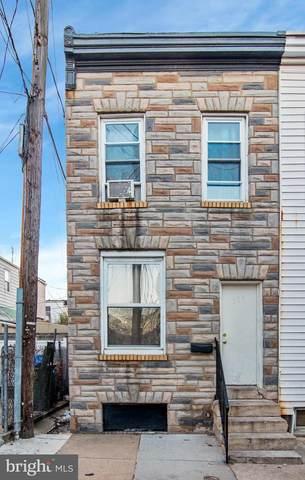 106 S Dean Street, BALTIMORE, MD 21224 (#MDBA548324) :: ExecuHome Realty