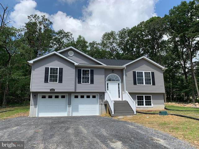 1617 Tomahawk Trail, WINCHESTER, VA 22602 (#VAFV163666) :: Jim Bass Group of Real Estate Teams, LLC