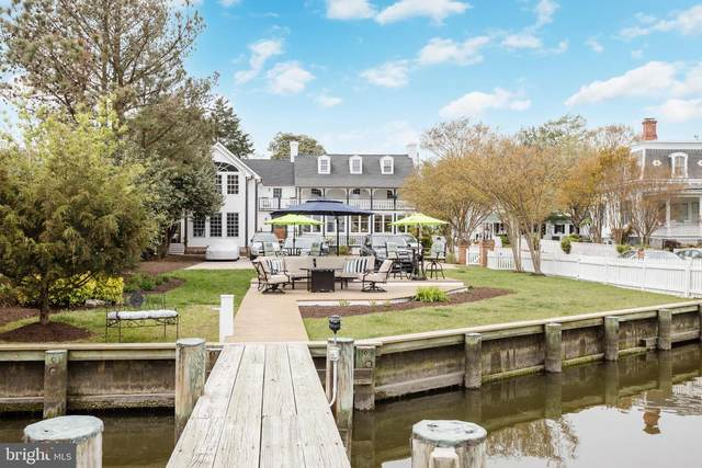 202 Cherry Street, SAINT MICHAELS, MD 21663 (MLS #MDTA140970) :: Maryland Shore Living | Benson & Mangold Real Estate