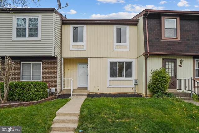 8814 Utopia Place, WALKERSVILLE, MD 21793 (#MDFR281314) :: Dart Homes