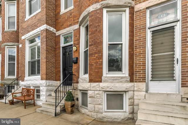 1641 Jackson Street, BALTIMORE, MD 21230 (#MDBA548332) :: Bruce & Tanya and Associates