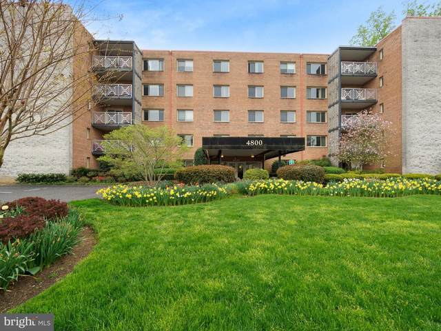 4800 Chevy Chase Drive #106, CHEVY CHASE, MD 20815 (#MDMC754850) :: Bruce & Tanya and Associates