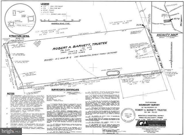 10726 Dumfries Road, MANASSAS, VA 20110 (#VAPW520726) :: Colgan Real Estate