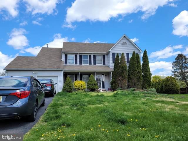 4 Desiree Drive, TRENTON, NJ 08690 (MLS #NJME311354) :: The Sikora Group