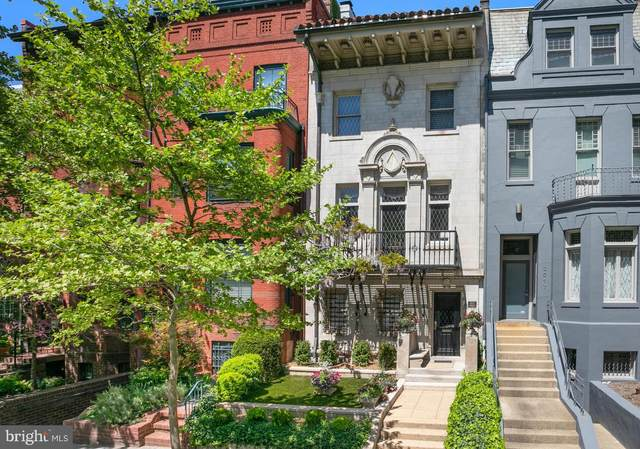 2019 Q Street NW, WASHINGTON, DC 20009 (#DCDC518614) :: Bruce & Tanya and Associates