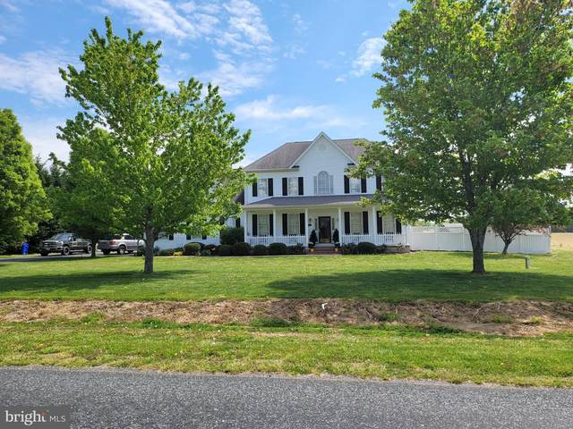 155 Carville Lane, CENTREVILLE, MD 21617 (#MDQA147508) :: Jacobs & Co. Real Estate