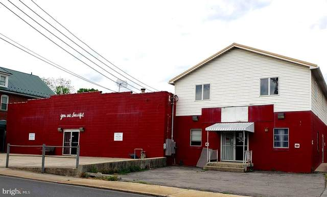 507 Henderson Avenue, CUMBERLAND, MD 21502 (#MDAL136822) :: AJ Team Realty