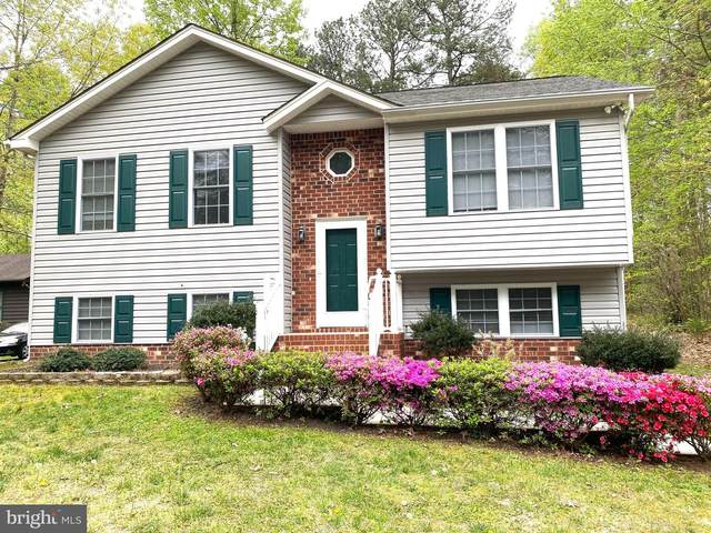 211 Tranquility Drive, RUTHER GLEN, VA 22546 (#VACV124068) :: The Sky Group