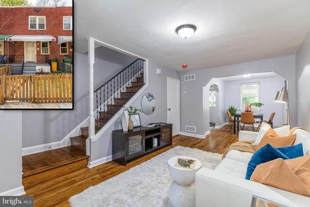 3828 Elm Avenue, BALTIMORE, MD 21211 (#MDBA548344) :: Dart Homes
