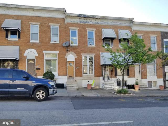 1829 N Wolfe Street, BALTIMORE, MD 21213 (#MDBA548346) :: The Dailey Group