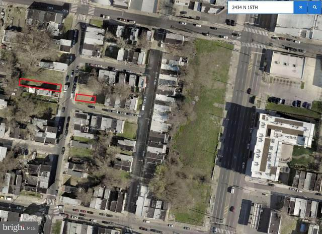 2433 N 15TH Street, PHILADELPHIA, PA 19132 (#PAPH1010122) :: ExecuHome Realty