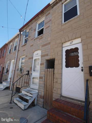 115 S Durham Street, BALTIMORE, MD 21231 (#MDBA548352) :: Certificate Homes
