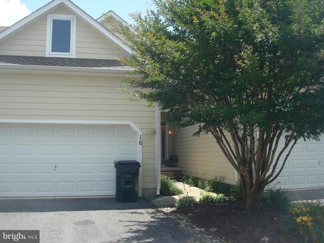 16 Crane Avenue 73D, LEWES, DE 19958 (#DESU181708) :: Ramus Realty Group