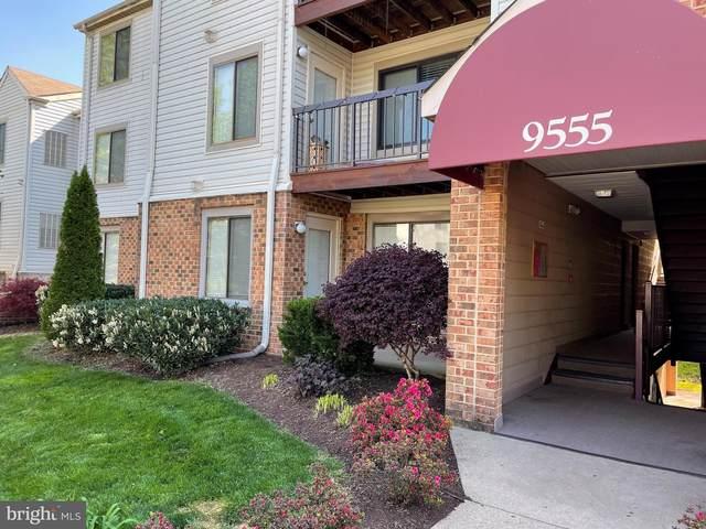 9555 Battery Heights Boulevard #201, MANASSAS, VA 20110 (#VAMN141808) :: Dart Homes