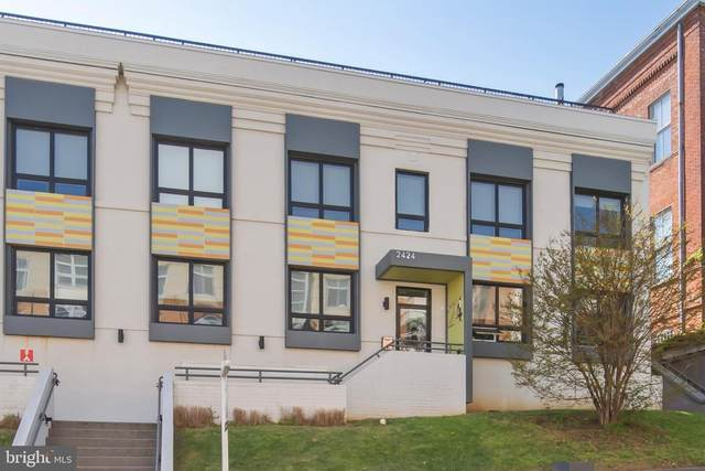 2424 17TH Street NW #208, WASHINGTON, DC 20009 (#DCDC518648) :: ExecuHome Realty