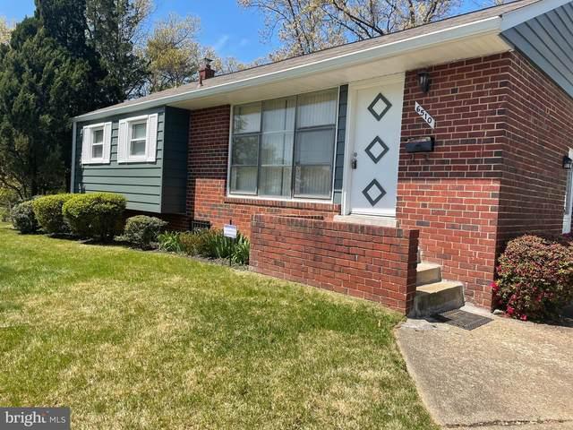 6510 Lamont Place, NEW CARROLLTON, MD 20784 (#MDPG604214) :: John Lesniewski | RE/MAX United Real Estate