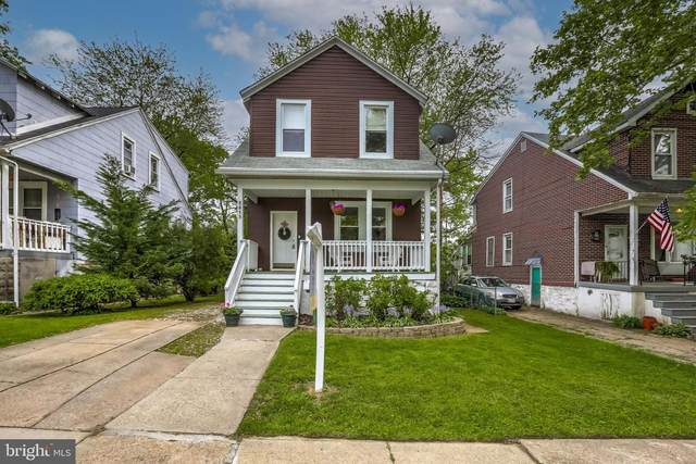 2813 Christopher Avenue, BALTIMORE, MD 21214 (#MDBA548372) :: The Mike Coleman Team