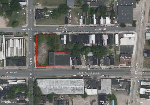 407-409 Atlantic Avenue, CAMDEN, NJ 08104 (MLS #NJCD418248) :: The Dekanski Home Selling Team