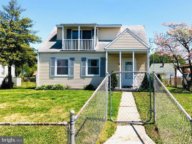 3127 Yorkway, BALTIMORE, MD 21222 (#MDBC526780) :: The Riffle Group of Keller Williams Select Realtors