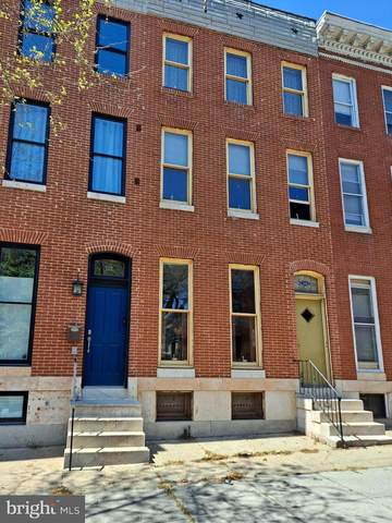 110 S Gilmor Street, BALTIMORE, MD 21223 (#MDBA548380) :: Bruce & Tanya and Associates