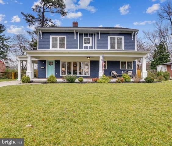 1605 Baltimore Road, ALEXANDRIA, VA 22308 (#VAFX1196046) :: The Riffle Group of Keller Williams Select Realtors