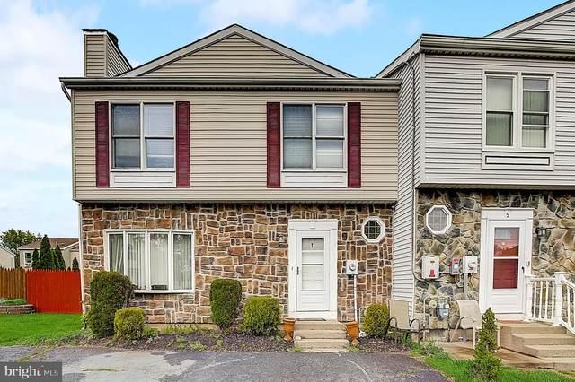 7 Conrad Court, LAWRENCE, NJ 08648 (#NJME311376) :: Rowack Real Estate Team