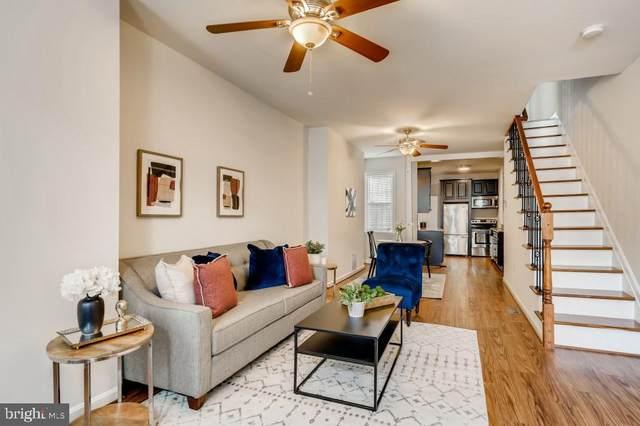 1252 James Street, BALTIMORE, MD 21223 (#MDBA548406) :: Dart Homes