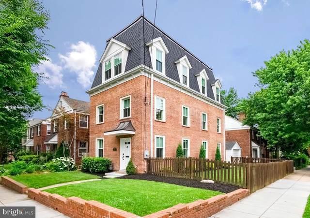 4201 Harrison Street NW, WASHINGTON, DC 20015 (#DCDC518688) :: AJ Team Realty