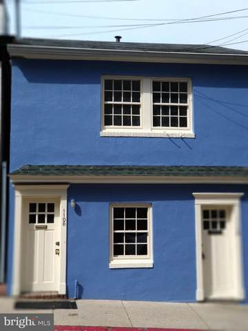 110-A East Street, ANNAPOLIS, MD 21401 (#MDAA466158) :: Dart Homes