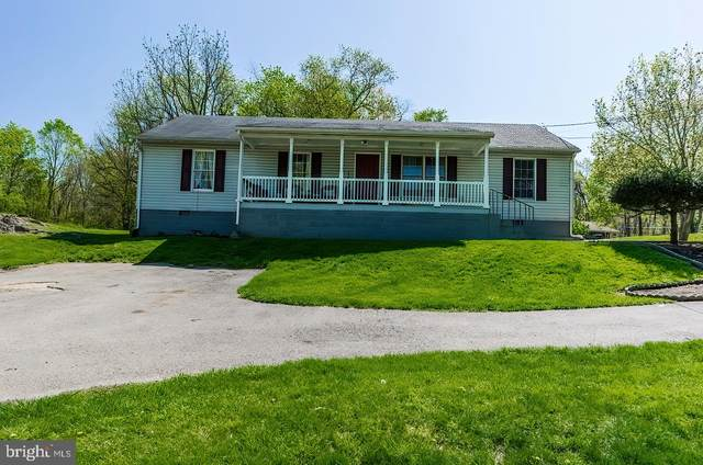 608 Stubbs Road, KEARNEYSVILLE, WV 25430 (#WVJF142278) :: The Riffle Group of Keller Williams Select Realtors