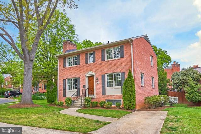 4115 16TH Place N, ARLINGTON, VA 22207 (#VAAR180292) :: Corner House Realty