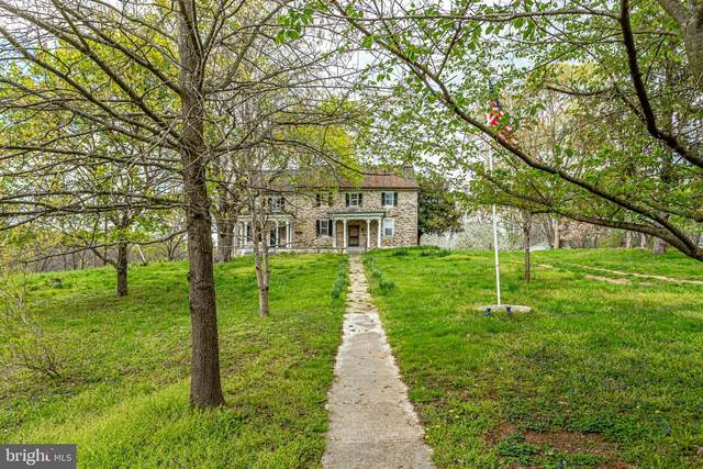 19525 Telegraph Springs Road, PURCELLVILLE, VA 20132 (#VALO436688) :: Peter Knapp Realty Group