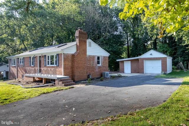 9105 Old Keene Mill Road, SPRINGFIELD, VA 22152 (#VAFX1196154) :: Crews Real Estate
