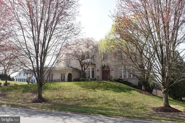 2780 Marshall Lake Drive, OAKTON, VA 22124 (#VAFX1196156) :: Bowers Realty Group