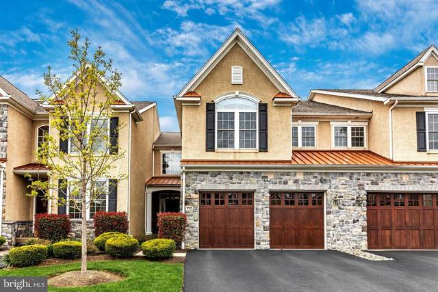 112 Carriage Court, PLYMOUTH MEETING, PA 19462 (#PAMC690698) :: ExecuHome Realty