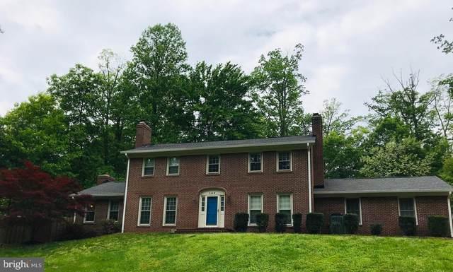3268 Tilton Valley Drive, FAIRFAX, VA 22033 (#VAFX1196180) :: Crews Real Estate