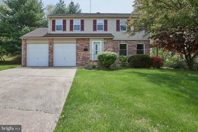 1221 Pleasant Valley Drive, CATONSVILLE, MD 21228 (#MDBC526860) :: The MD Home Team