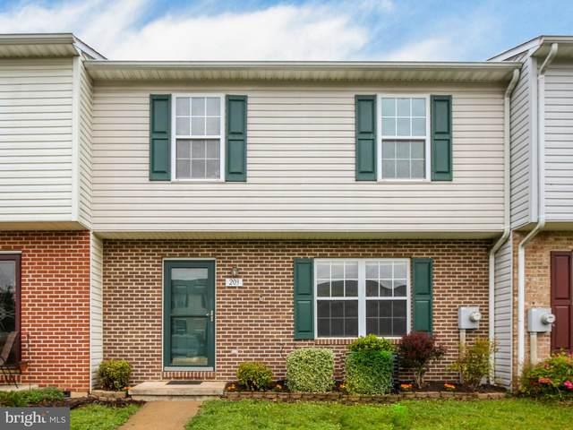 203 Emily Lane, WINCHESTER, VA 22602 (#VAFV163696) :: Jim Bass Group of Real Estate Teams, LLC