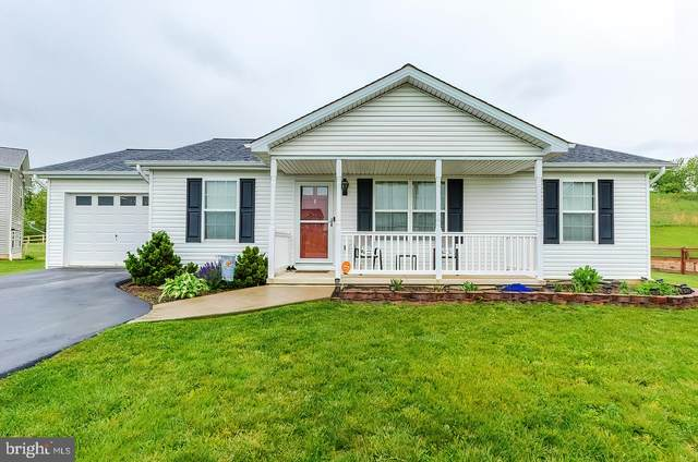 206 Sahalee Court, MARTINSBURG, WV 25403 (#WVBE185516) :: The MD Home Team