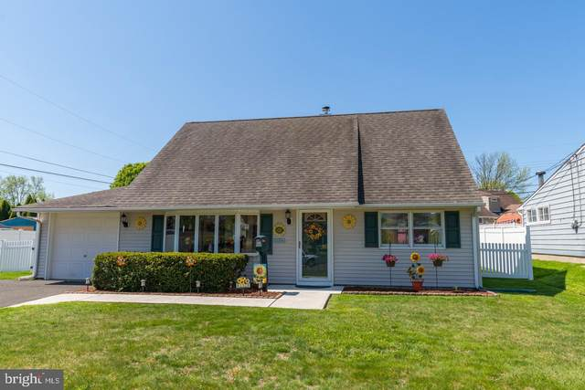 132 Hedge Road, LEVITTOWN, PA 19056 (#PABU525718) :: RE/MAX Main Line